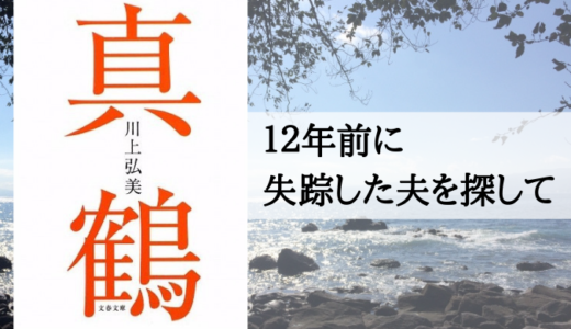 『真鶴』川上弘美【失踪した夫を探して、夢幻の世界へ降り立つ。】