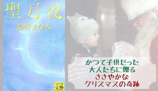 『聖月夜』長野まゆみ【聖なる夜に降り積もる、子供たちに起こった奇跡】