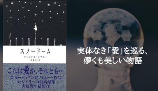 『スノードーム』アレックス・シアラー【二人の男が捜し求めた、孤独な「光」】