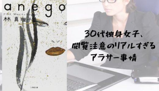 合コン、セフレ、不倫… すべての恋愛パターンを網羅した小説『anego』にアラサー戦慄!?