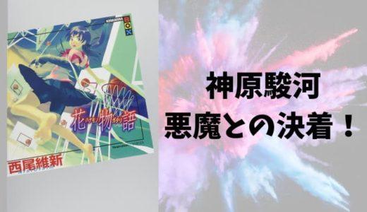 『花物語』あらすじと感想【神原駿河、悪魔との決着!】